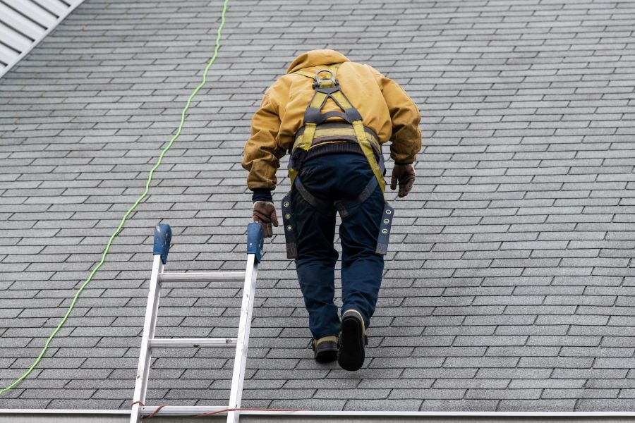 Roof Inspection by John's Roofing & Home Improvements
