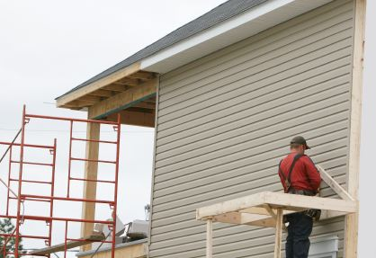 Aluminum Siding in Walters, VA by John's Roofing & Home Improvements